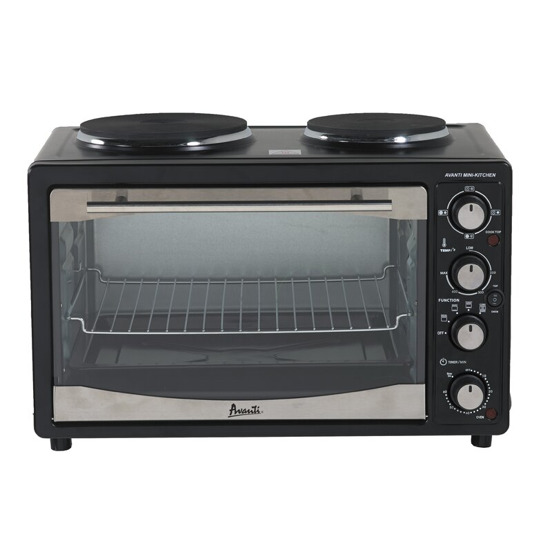 Avanti Mini Kitchen: Avanti 1.1 Cu. Ft. Mini Kitchen Convection Oven & Reviews