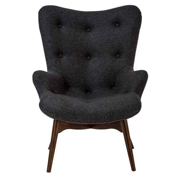 Edgemod Auzzie Lounge Chair And Ottoman Amp Reviews Wayfair