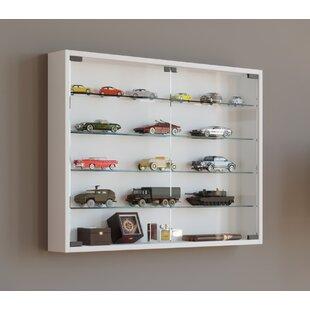 Mandosa L Wall Mounted Display Cabinet