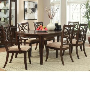Clairsville 7 Piece Dining Table Set