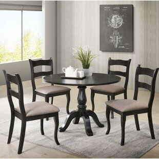 Ellerkamp 5 Piece Dining Set