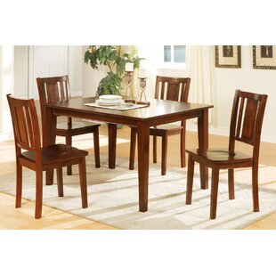 Claireville 5 Piece Dining Set