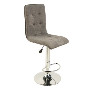 Frederickson Adjustable Height Swivel Bar Stool