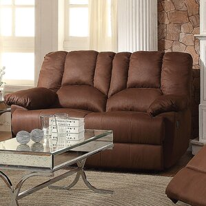 Obert Motion Reclining Loveseat by ACME Furniture