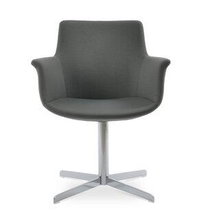 Bottega 4 Star Swivel Dining Chair