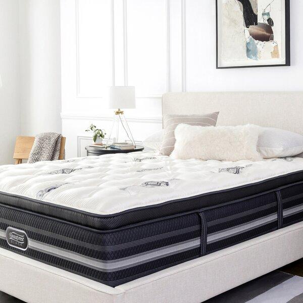 Simmons Beautyrest Beautyrest Black Sonya 18 Quot Firm Pillow Top Mattress Set Amp Reviews Wayfair