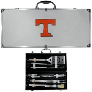 NCAA 8 Piece Grilling Tool Set