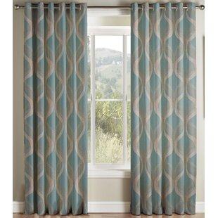 Geometric Curtains Wayfair Co Uk