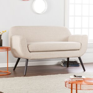 Supra Loveseat by Holly & Martin