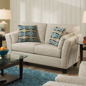 Tully Loveseat by Chelsea Home Furniture