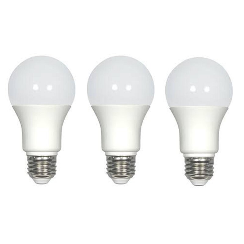 Frosted Light Bulbs >> 9w E26 Dimmable Led Light Bulb Frosted