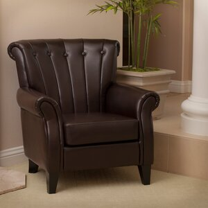 Chast Channel Arm Chair