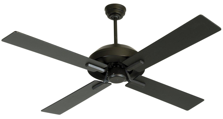 ceiling fan 4 blades. 52\ ceiling fan 4 blades n