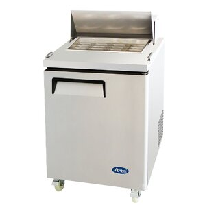 Refrigerated MegaTop Sandwich Prep Table by Atosa