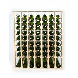 Premium Cellar Series 70 Bottle Tabletop Wine Rack