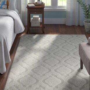 Coupon Ramey White Area Rug By Andover Mills