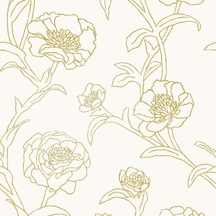 Floral U0026 Botanical Wallpaper Youu0027ll Love | Wayfair
