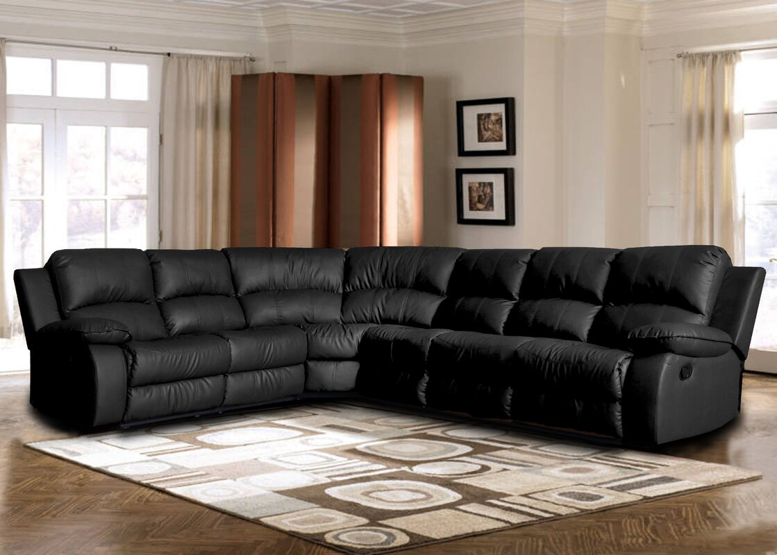 Kelleys Island Classic Reclining Sectional : recliner sofa sectional - Sectionals, Sofas & Couches