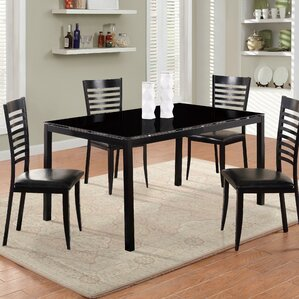Ginger Dining Table by Zip..