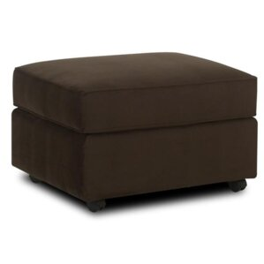 Carnella Ottoman by Darby Home Co