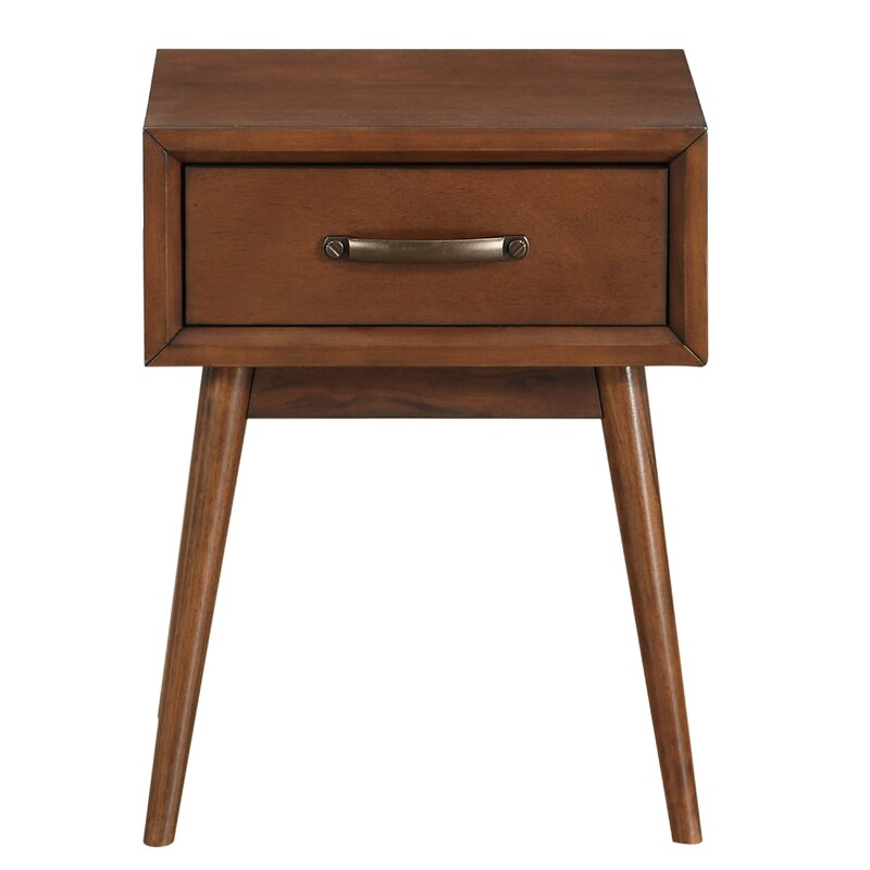3fd1511d31d60 George Oliver Ripton Mid-Century Modern End Table   Reviews