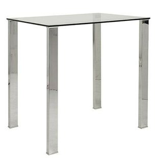 Hofmann Glass Pub Table
