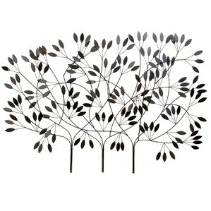 Large Metal Tree Wall Art large metal tree wall art | wayfair