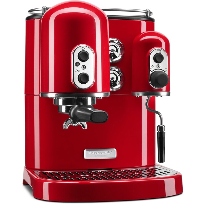 Perfekt KitchenAid Pro Line Semi Automatic Espresso Machine