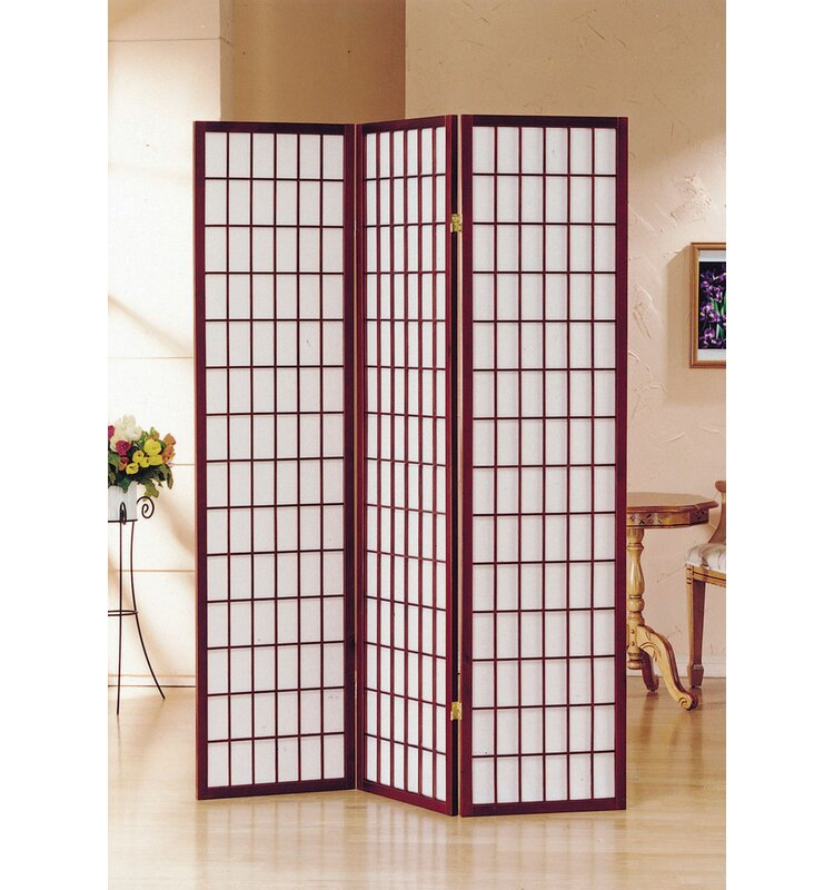 Red Barrel Studio DAulizio Shoji Room Divider Reviews Wayfair