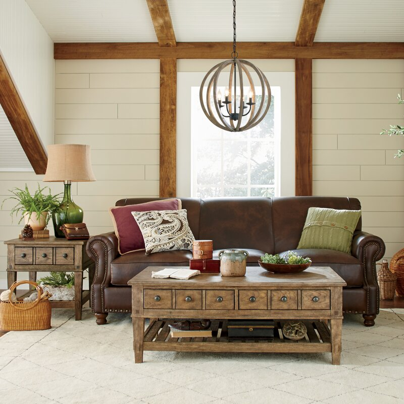 Lane Coffee Table With Drawers
