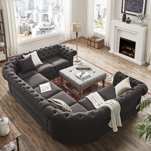 Gowans Sectional by Three Posts