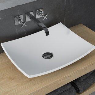 natura rectangular vessel bathroom sink - Bathroom Sink Countertop
