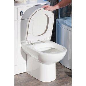 circular toilet seat uk. Top Fix D Shaped Quick Release Heavy Duty Toilet Seat Seats Soft Close  Wayfair co uk circular 100 Circular Uk Images Home Living Room Ideas