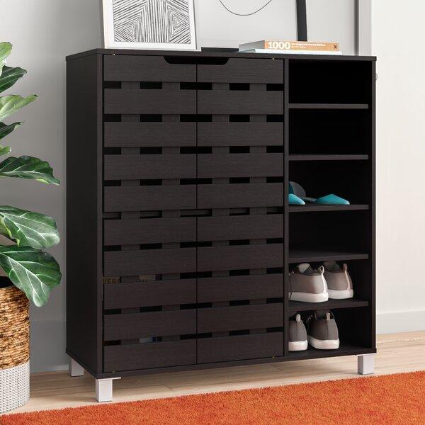 Zipcode Design 24 Pair Shoe Storage Cabinet Amp Reviews