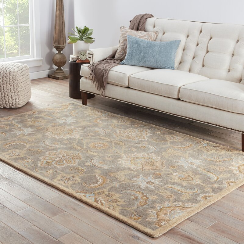 Charlton Home Thornhill Graytan Area Rug Reviews Wayfairrhwayfair: Tan Rugs For Living Room At Home Improvement Advice