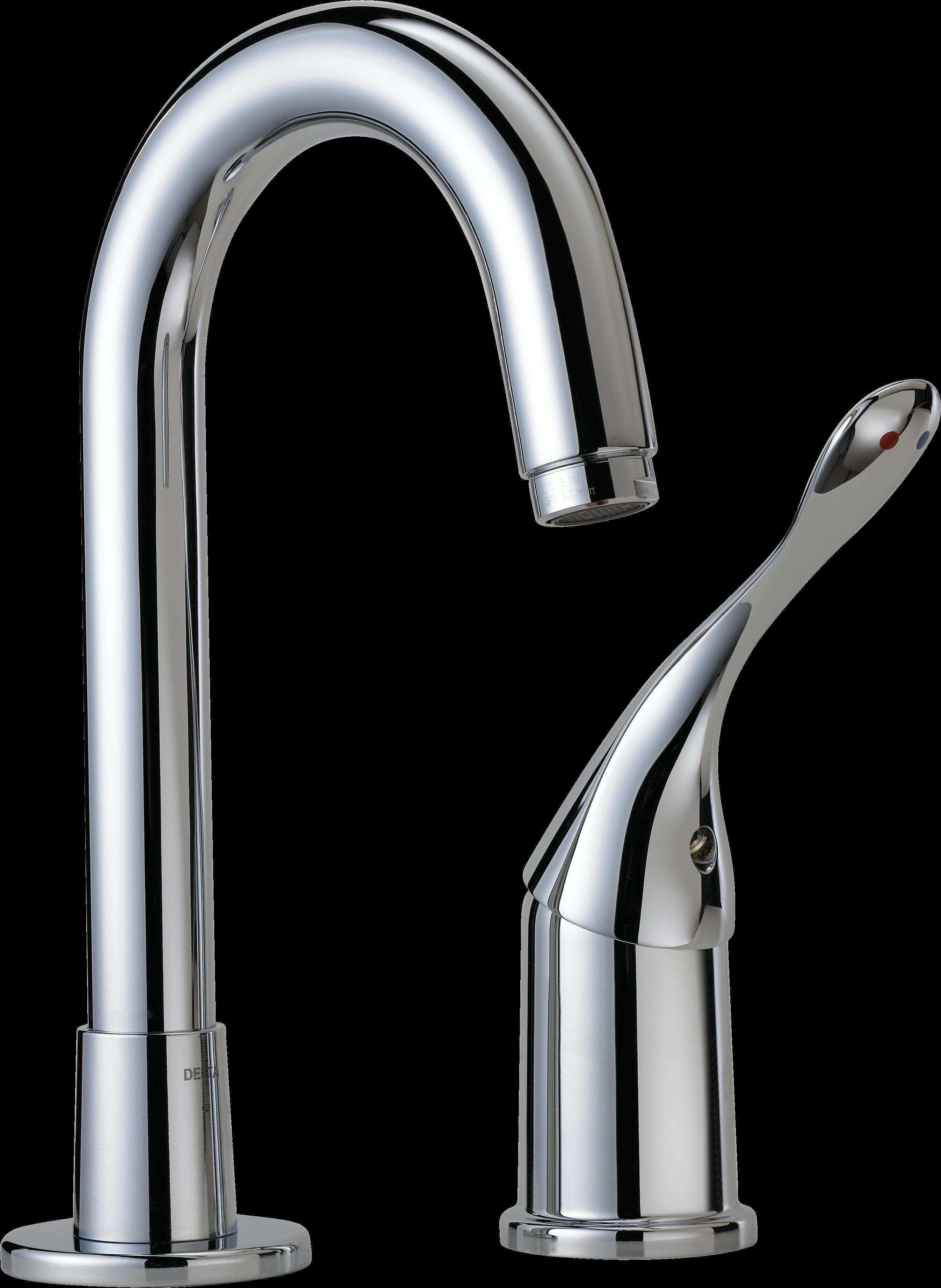 Delta Single Handle Kitchen Faucet   Wayfair