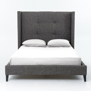 Columbus Upholstered Platform Bed by Design Tree Home