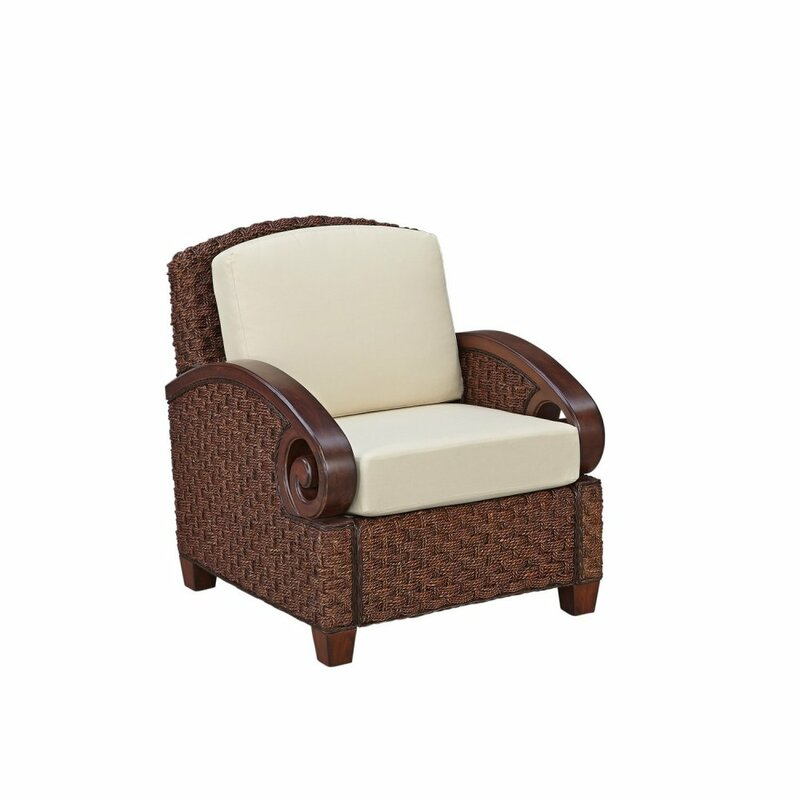 Home Styles Cabana Banana Iii Armchair Amp Reviews Wayfair