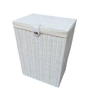 fd4f475e445c0b Laundry Baskets - Collapsible, Wicker, Linen & More You'll Love ...