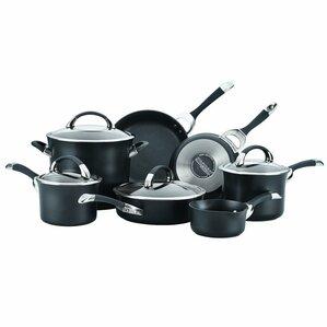 Eddie 11-Piece Cookware Set