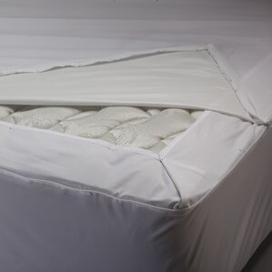 SecureSleep Waterproof Mattress Protector by BedBug