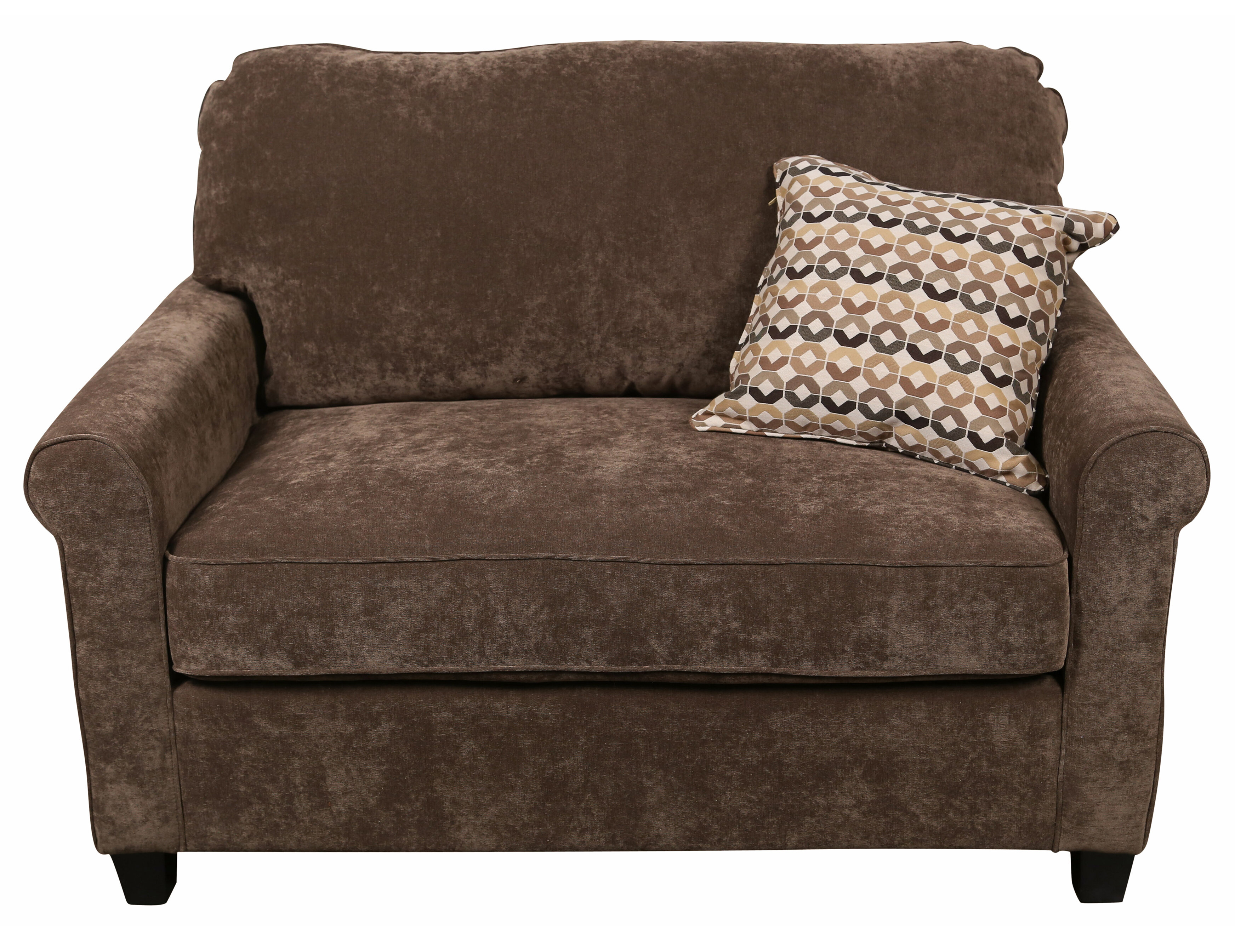 frost jaymar vignette bed collection double fit empire sofa sleeper front chair arm sofasbeds contemporary style