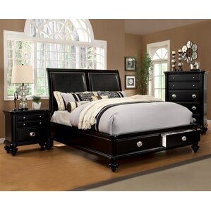Coxsackie Upholstered Storage Platform Bed by Three Posts