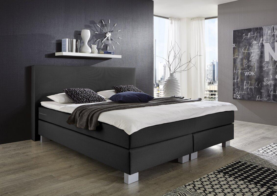 caracella boxspringbett allround mit topper bewertungen. Black Bedroom Furniture Sets. Home Design Ideas