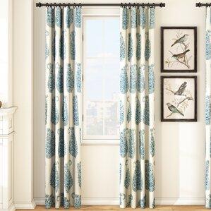 144 inch curtains | wayfair