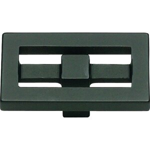 Nobu Rectangle Novelty Knob