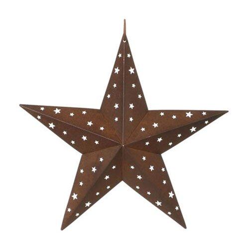 August Grove Rustic Star Wall Décor | Wayfair