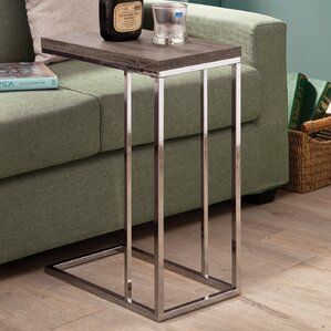 Cooley End Table by Mercury Row