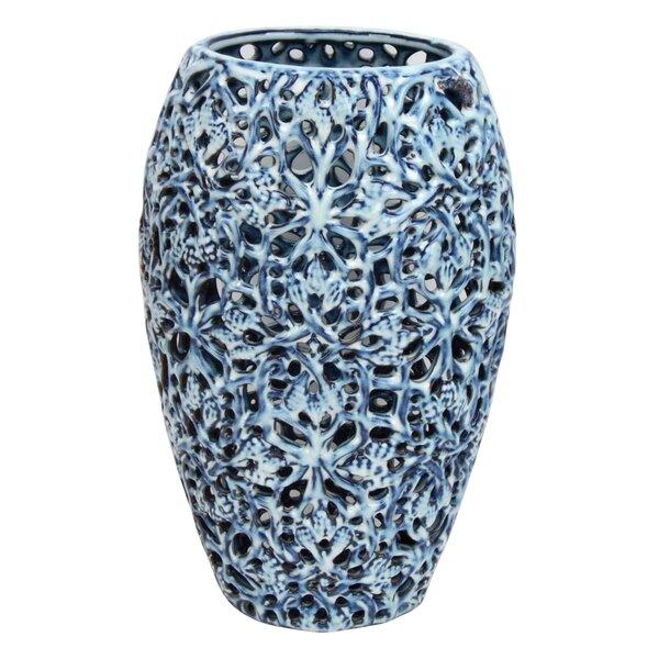 Royal Blue Vase Wayfair