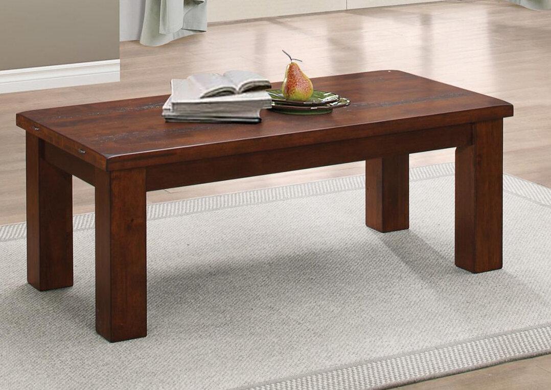 Rubberwood Coffee Table.Jamir Rubber Wood Coffee Table